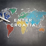 Enter Croatia - fill in form for faster and easier entry