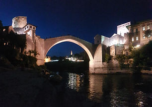 From Dubrovnik to Split via Mostar - Private tour to Mostar with drop off in Split