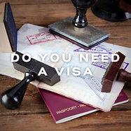 Do You need a visa