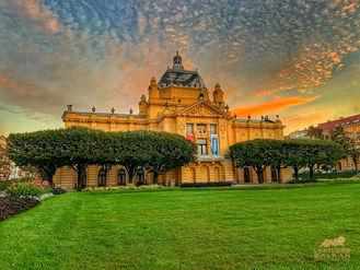 Art Pavilion Zagreb