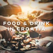 Food & drink in Croatia
