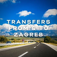 Private transfers from Zagreb