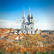 SCRATCH YOUR TOUR - START IN ZAGREB