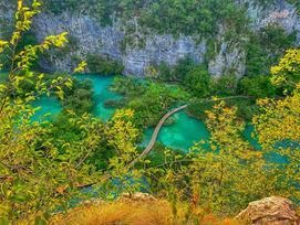 Plitvice Lakes Limitless Balkan