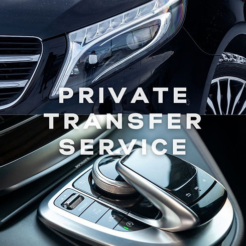 Private door to door transfer service in Croatia