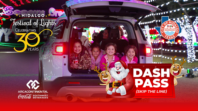 Dash Pass - Wednesday, December 1, 2021