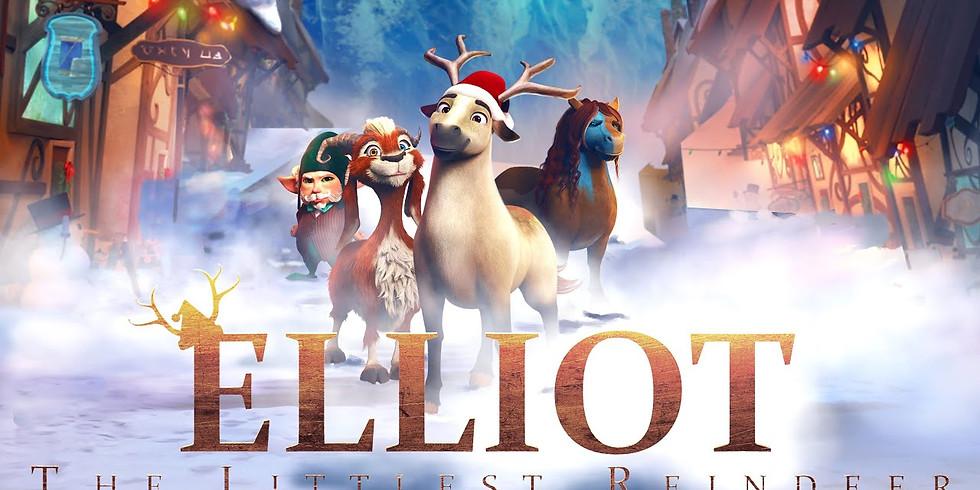 Elliot the Littlest Reindeer 7:30 PM - Free Event