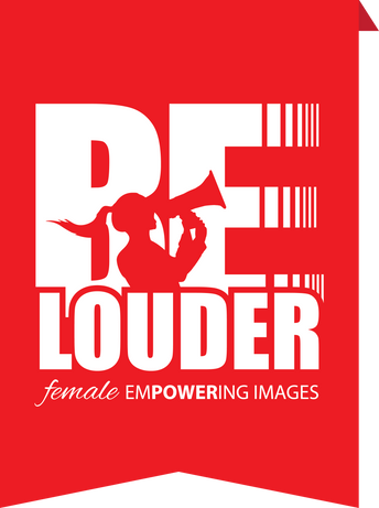 Be Louder red