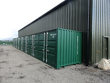 Storage facility for visitors, 2nd home owners, lodge owners in the Lake District