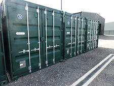Secure and dry self storage containers, Keswick, Penrith, Wigton, Ullswater