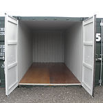 20' Containers for Self Storage in the Lake District