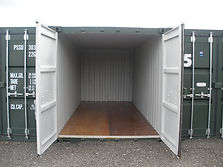 20'storage container self storage