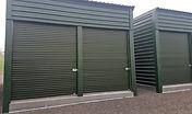 Double Garage Self Storage Cumbria