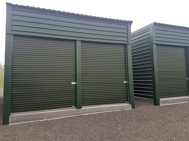 Extra Large self storage business units, Nr Keswick & Penrith