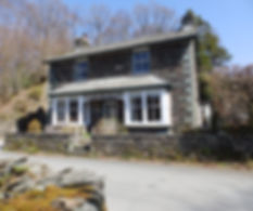 Rockwood, Grasmere, large self catering holiday cottage accommodation in Cumbria
