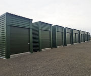 Mini Warehouse Storage Units for Business, Domestic or Visitor Use