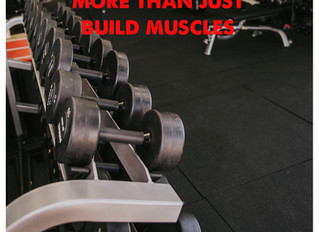 What canweight training do for you?