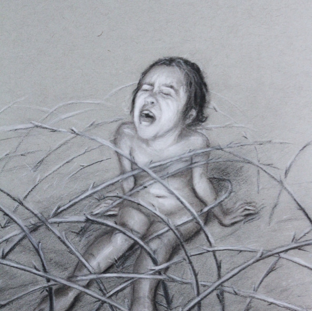 Ensnared (Detail)