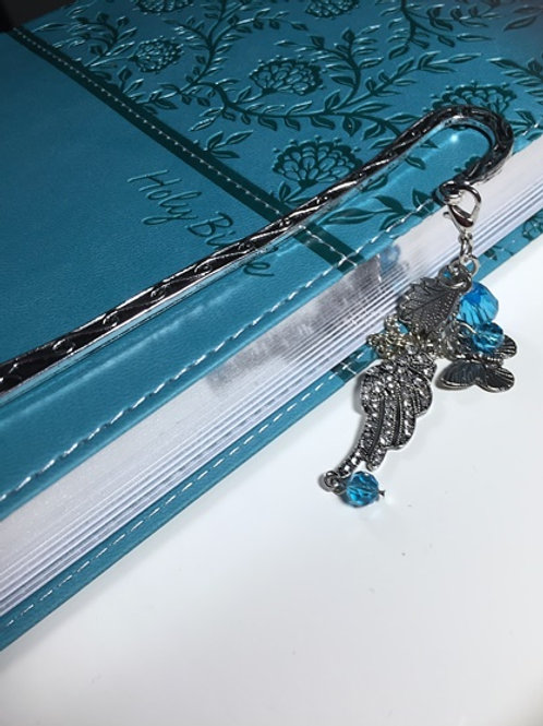 Angel Wings - Bible Charm