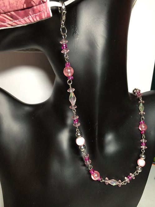 Pink Himalayan - Bible Chain