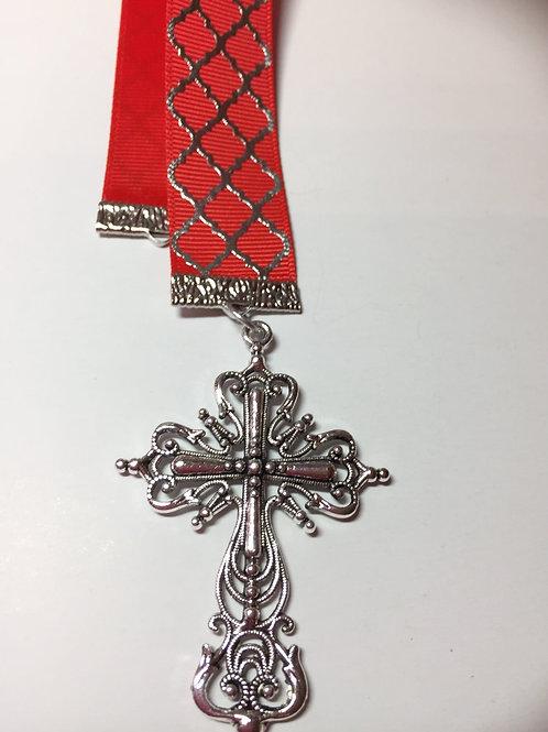 Blood of Christ - Bible Ribbon