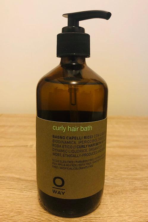 Oway Curly Hair Shampoo - Refillable