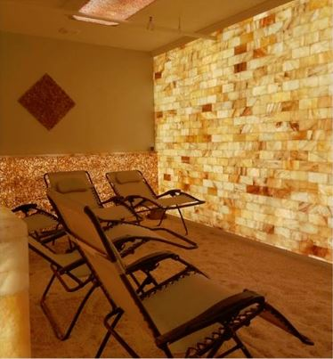 Salt Haven Adult Salt Room