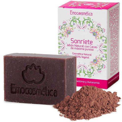 Jabon de Cacao Sonriete 100gr
