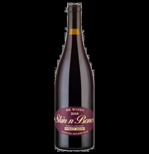 BK Wines Skin n' Bones Pinot Noir