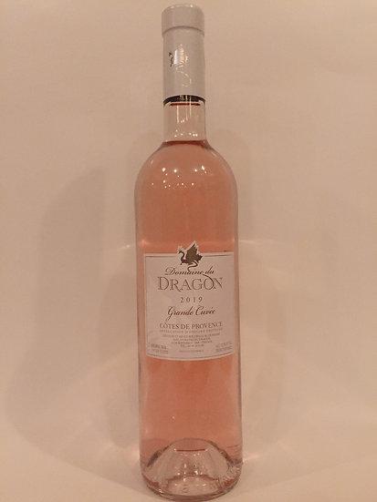 Domaine du Dragon 'Grande Cuvée Rosé Grenache/Cinsault/Syrah/Mourvèdre
