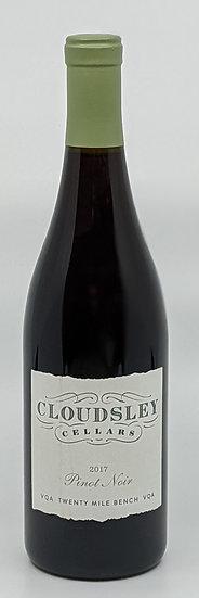 Cloudsley Cellars Pinot Noir