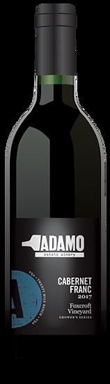 Adamo Estate 'Grower's Series' Foxcroft Vineyard Cabernet Franc