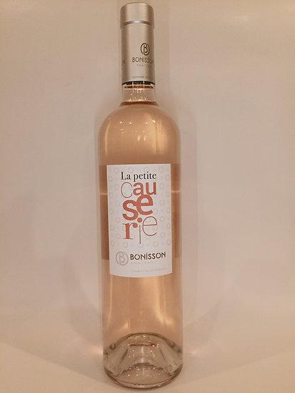 Château Bonisson 'La Petite Causerie' Rosé Cinsault/Clairette/Grenache