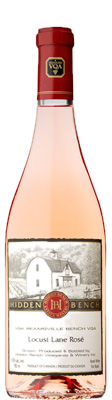 Hidden Bench 'Locust Lane' Pinot Noir Rosé