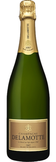 Delamotte Blanc de Blancs Brut Champagne Chardonnay