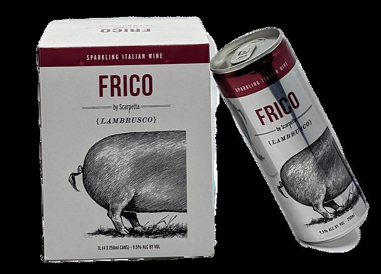 Scarpetta 'Frico' Lambrusco