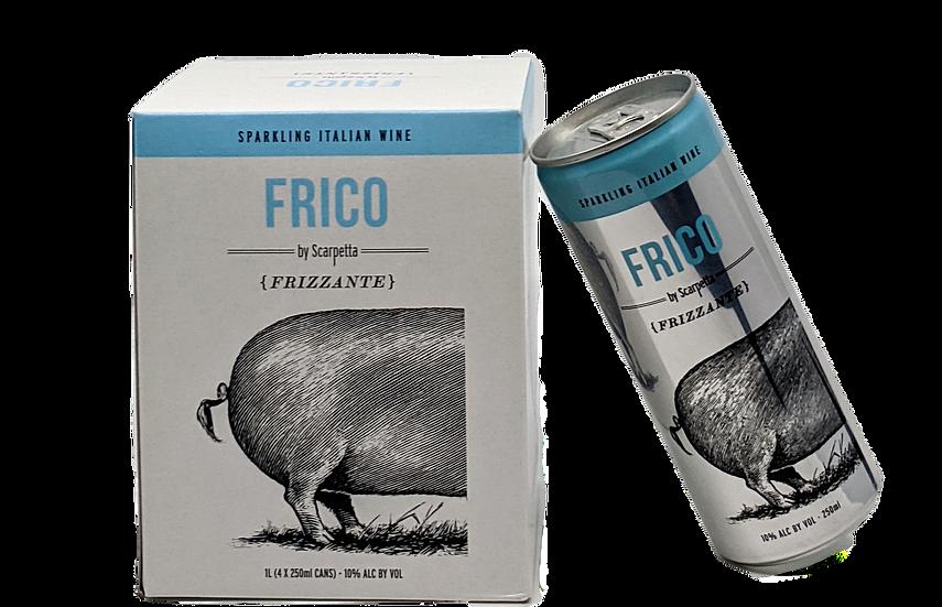 Scarpetta 'Frico' Frizzante Trebbiano/Glera/Chardonnay