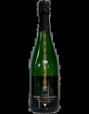 Waris-Larmandier 'Particules Crayeuses' Blancs de Blancs Champagne Chardonnay
