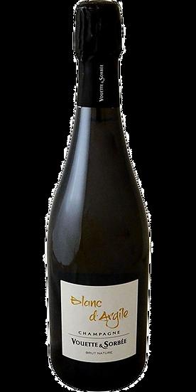 Vouette et Sorbée 'Blanc d'Argile' Brut Nature Champagne
