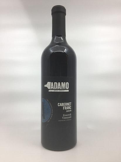 Adamo Estate Winery 'Foxcraft Vineyard' Cabernet Franc