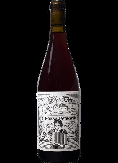 Weninger Franz 'Rózsa Petsovits' Rosé Syrah/Sankt Laurent/Pinot Noir Magnum