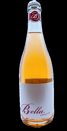 Bella Wines 'Buddha's Blend'Rosé Sparkling Chardonnay/Gamay