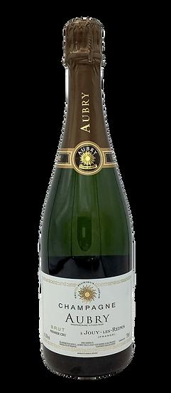 L. Aubry Fils Champagne Brut Chard/Pinot Noir/Meunier