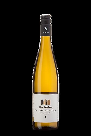 Altes Schloßchen Weissburgunder Trocken Elegance Pinot Blanc