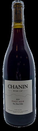 Chanin Wine Co. Santa Rita Hills Pinot Noir