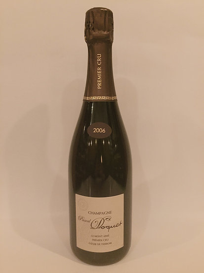 Pascal Doquet 'Le Mont Aimé' Blanc de Blancs Premier Cru Extra-Brut Champagne