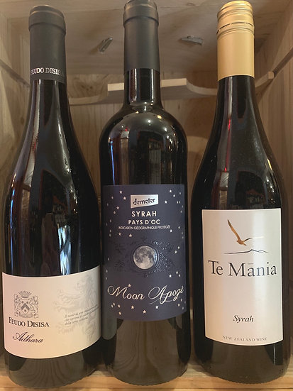 The Syrah Stop Party Pack