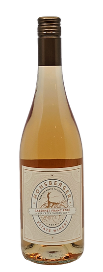 Honsberger Estate Winery Cabernet Franc Rosé