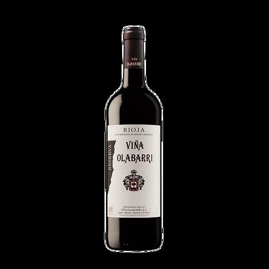Viña Olabarri 'Club del Vino' Rioja Tempranillo