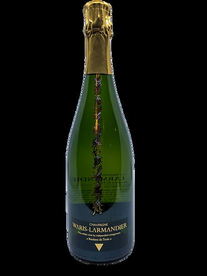 Waris-Larmandier 'Racines de Trois' Brut Champagne